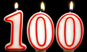 100 candeline