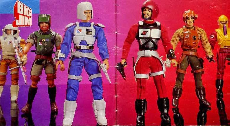 Elicottero Big Jim Anni 80 : Big jim personaggi dal il massimo dei giocattoli
