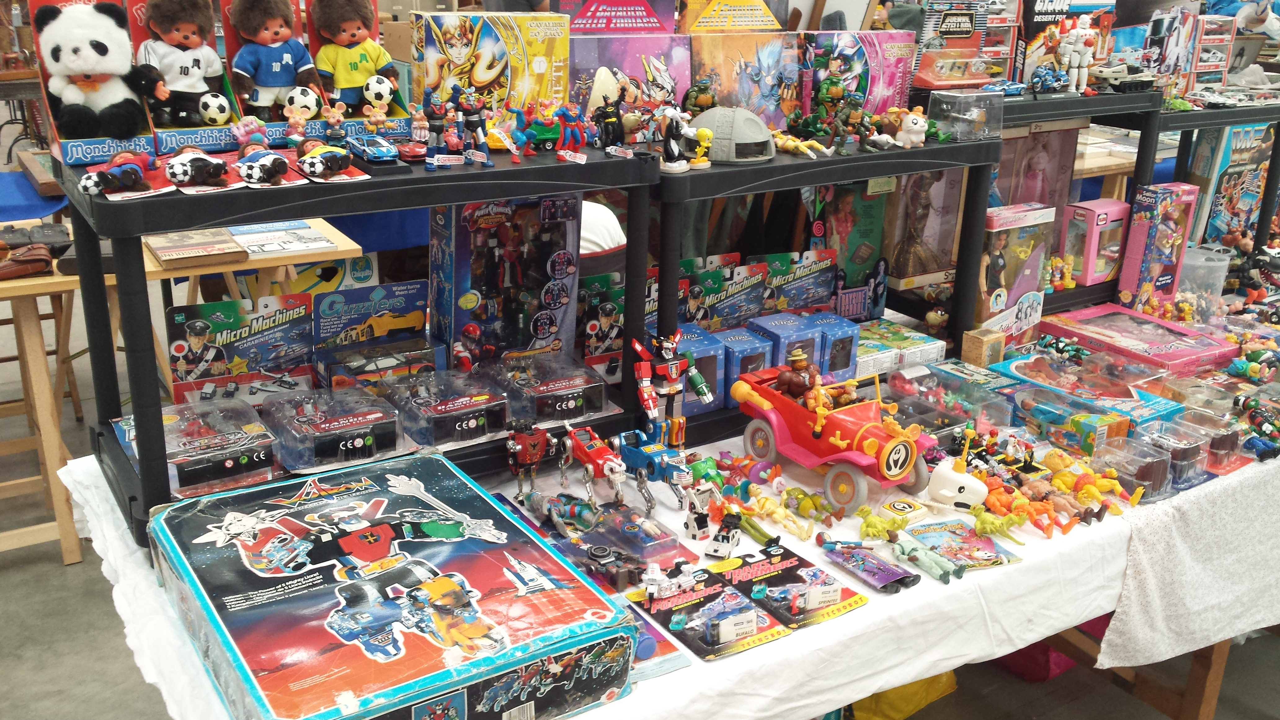 Gonzaga il massimo dei giocattoli for Gonzaga mercatino