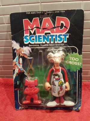 Mad Scientist Arco_fronte