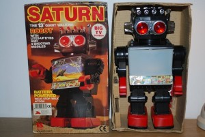 Saturn Big TV