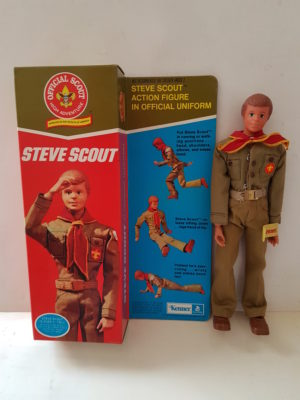Steve Scout Fronte