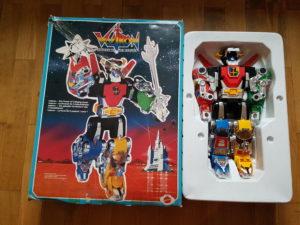 Voltron_Mattel Vintage