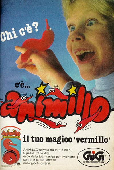 Animillo - Il magico vermillo