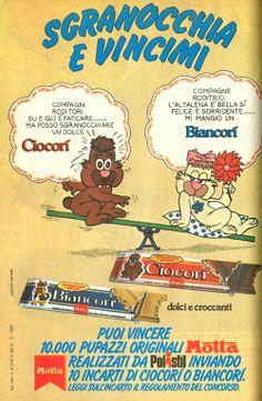 ciocorì pubblicità