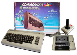 commodore 64|system