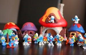 puffi|giocattoli Schleich