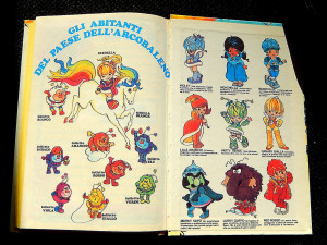 rainbow brite 1985