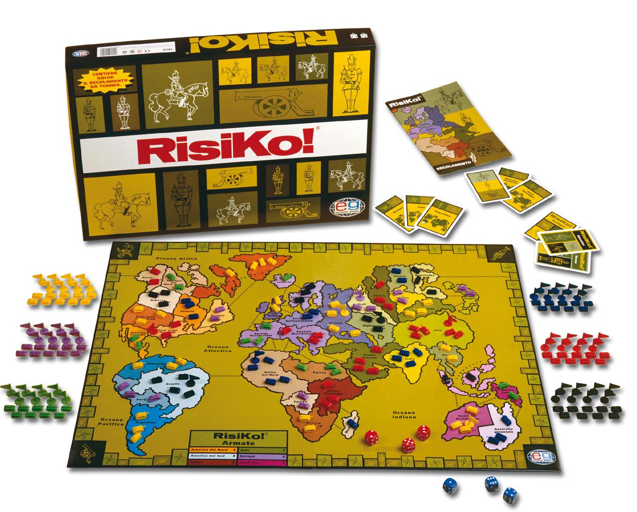 Risiko - Cranium gioco da tavolo prezzo ...